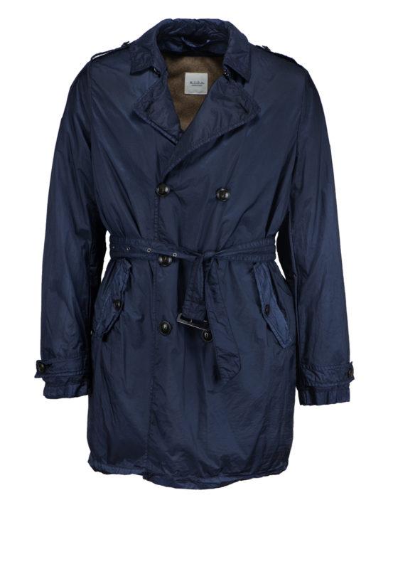 Mida-menswear-fall-winter-17-FJ03-padded-light-trench-nylon-waterproof