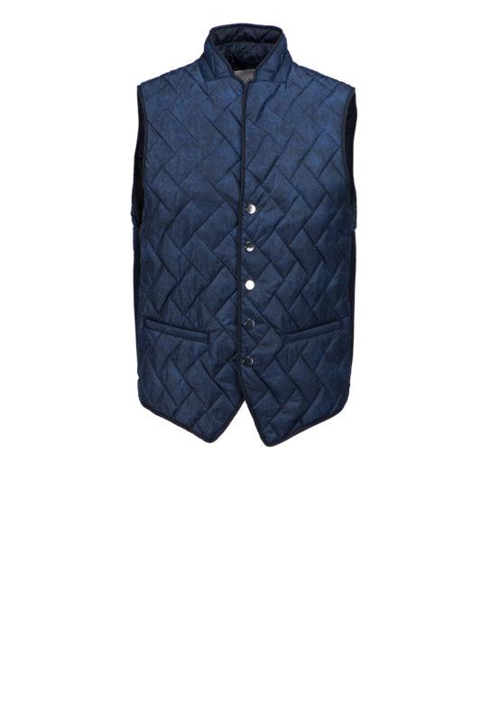Mida-menswear-fall-winter-17-FJ06-quilted-nylon-vest-blue
