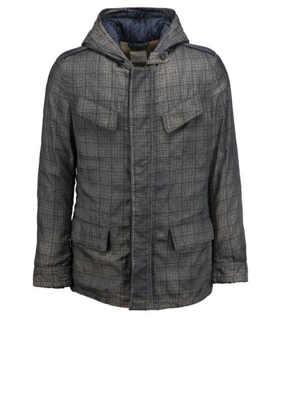 Mida-menswear-fall-winter-17-FJ15-checks-field-jacket-nylon
