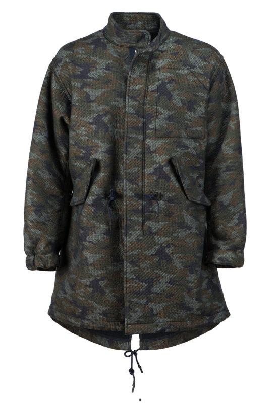 Mida-menswear-fall-winter-17-FJ26-camouflage-parka