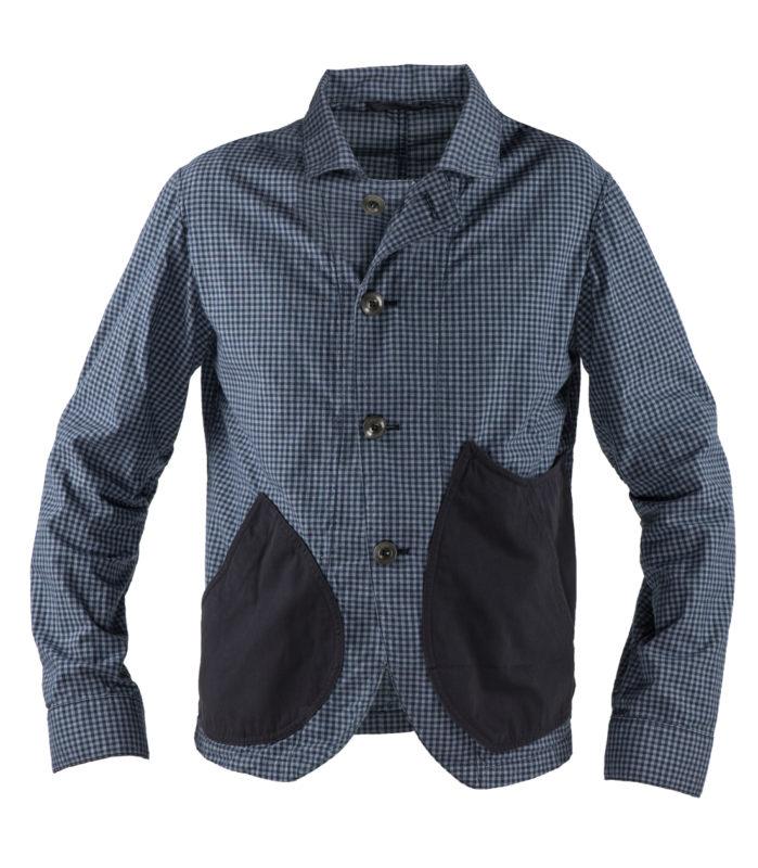 Mida-menswear-spring-summer-2017-checks-cotton-blouson-big-pockets-SI22